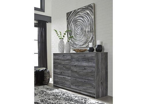 Baystorm Gray Dresser - Austin's Couch Potatoes Furniture