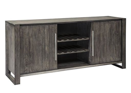 Chadoni Gray Dining Room Server - Austin's Couch Potatoes Furniture
