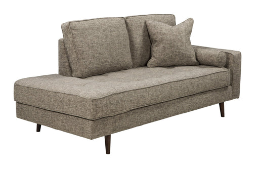 Dahra Jute Corner Chaise - Austin's Couch Potatoes Furniture