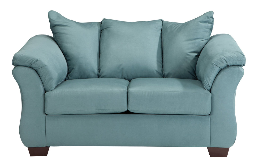Darcy Loveseat - Austin's Couch Potatoes Furniture