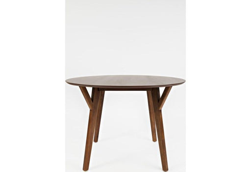 Denmark Round Dining Table - Austin's Couch Potatoes Furniture