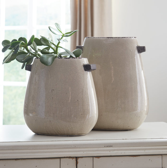 Diah Vase Set - Austin's Couch Potatoes Furniture
