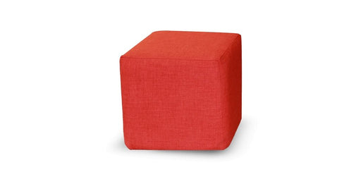 Diana Square Stool Accent Ottoman - Austin's Couch Potatoes Furniture