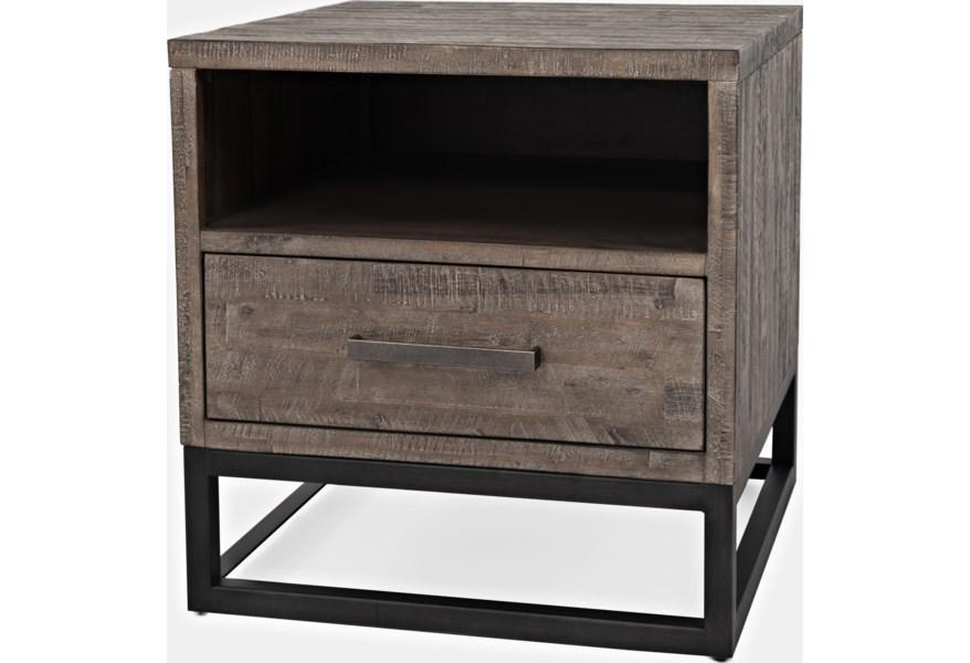 East Hampton End Table - Austin's Couch Potatoes Furniture