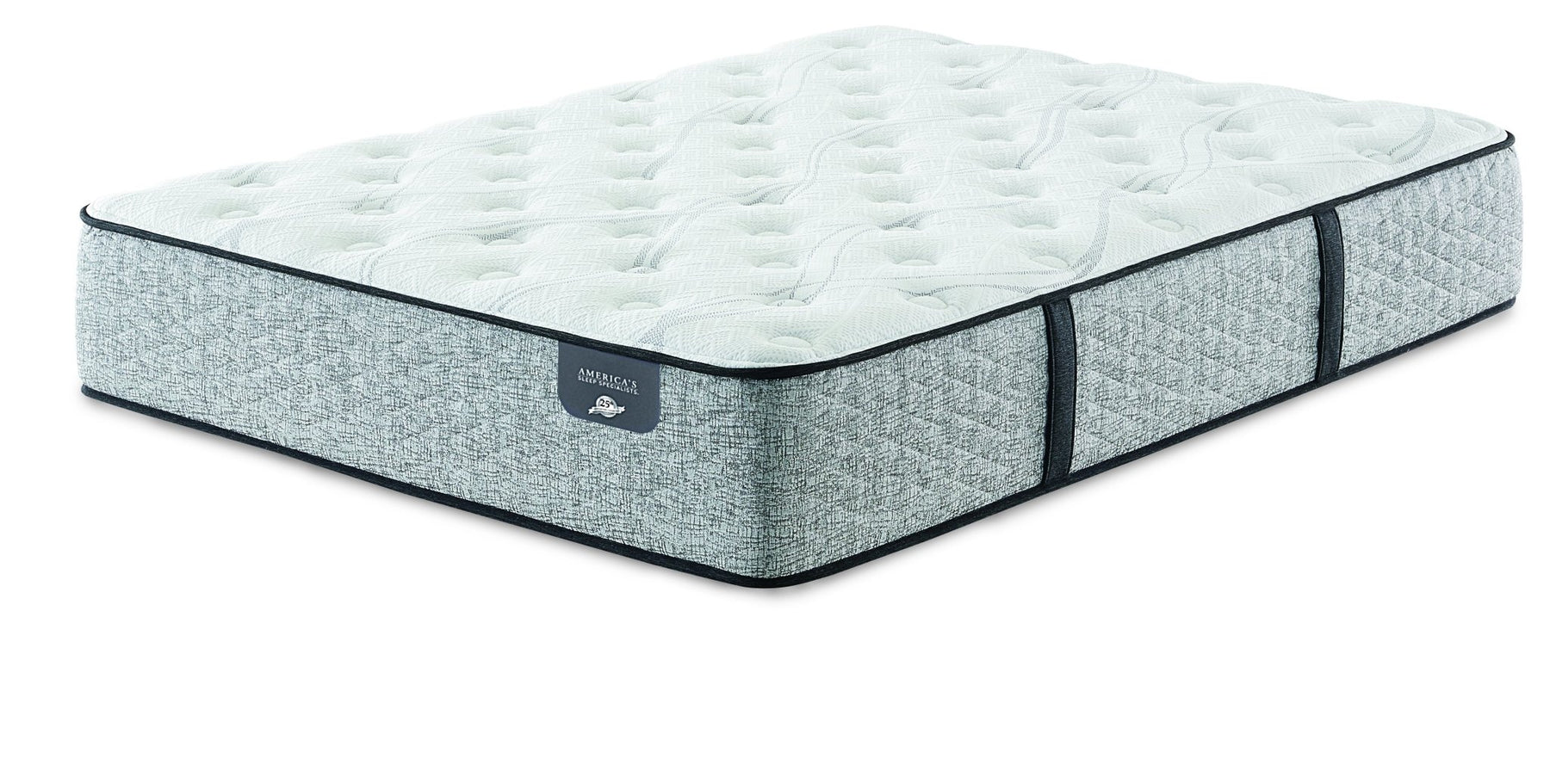 Eberhart Plush Mattress - Austin's Couch Potatoes Furniture