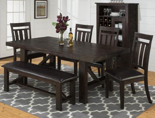 Grove 6 pc Dining Set - Austin's Couch Potatoes Furniture