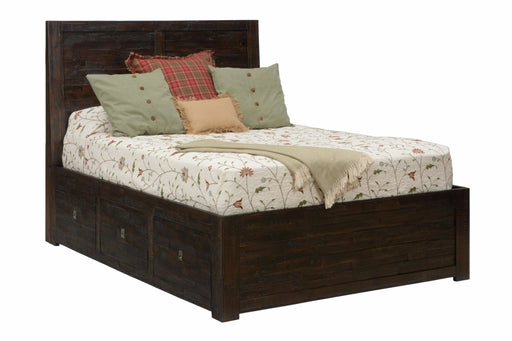 Grove Queen Storage Bed - Austin's Couch Potatoes Furniture