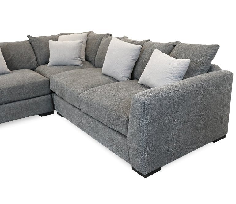 Houston Sectional - Austin's Couch Potatoes Furniture