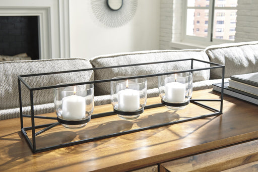 Jadyn Candle Holder - Austin's Couch Potatoes Furniture