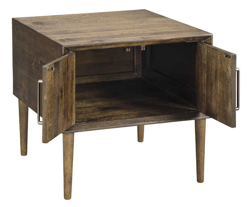 Kisper End Table - Austin's Couch Potatoes Furniture