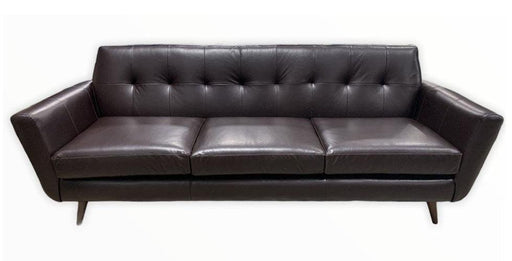 Lamar Estate Leather Sofa - Austin's Couch Potatoes Furniture