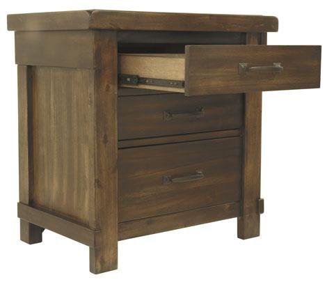 Leigh Nightstand - Austin's Couch Potatoes Furniture