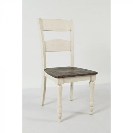 Madison County Ladderback Dining Chair - Austin's Couch Potatoes Furniture