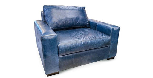 Mas Mesa Leather Arm Chair - Austin's Couch Potatoes Furniture