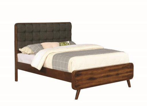 Robyn California King Bed - Austin's Couch Potatoes Furniture