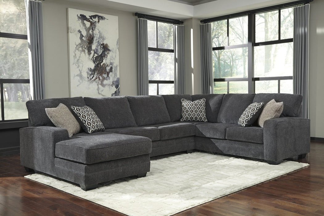 Round Rock Left Sectional - Austin's Couch Potatoes Furniture
