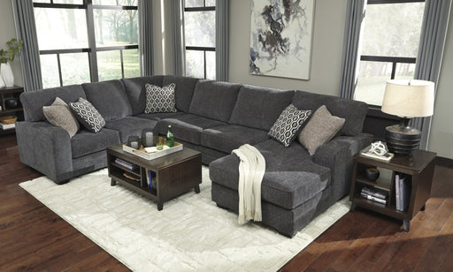 Round Rock Right Sectional - Austin's Couch Potatoes Furniture