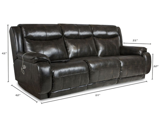 Velocity Reclining Sofa - Austin's Couch Potatoes Furniture