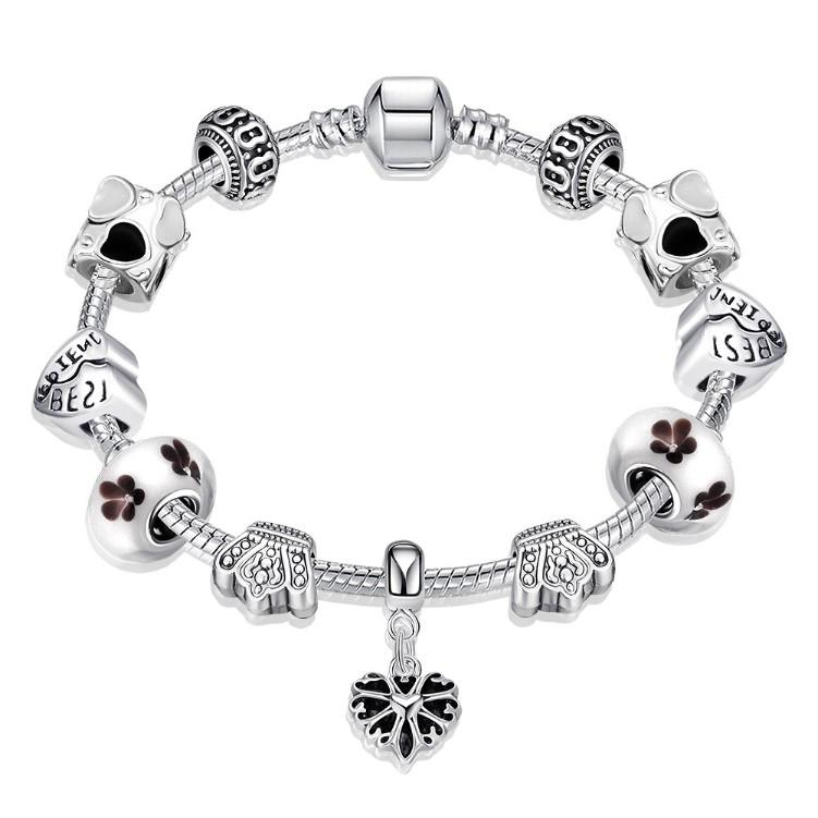 The Best Freinds Pandora Inspired Bracelet
