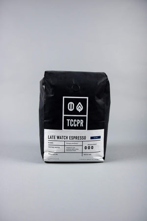 Late Watch Espresso, 5lbs