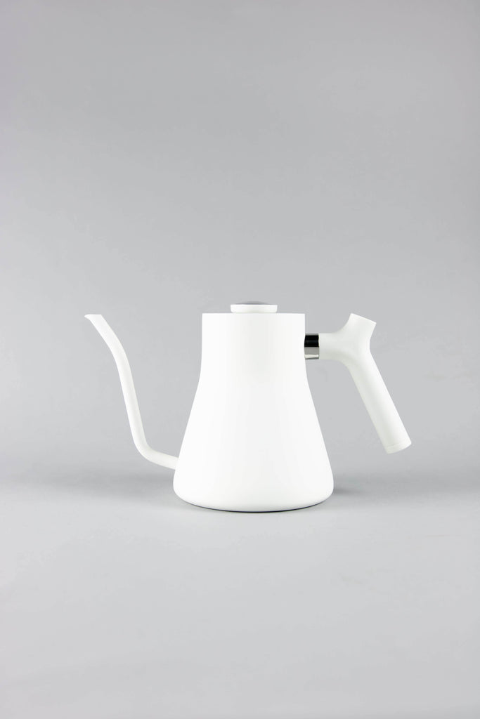Matte White Stagg Kettle