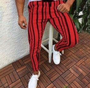 Calça Striped