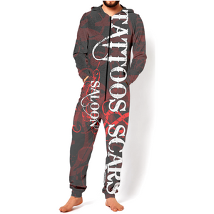 Tattoos & Scars Onesie