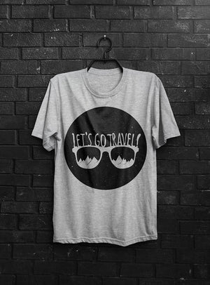 Let's Go Travel T-Shirt