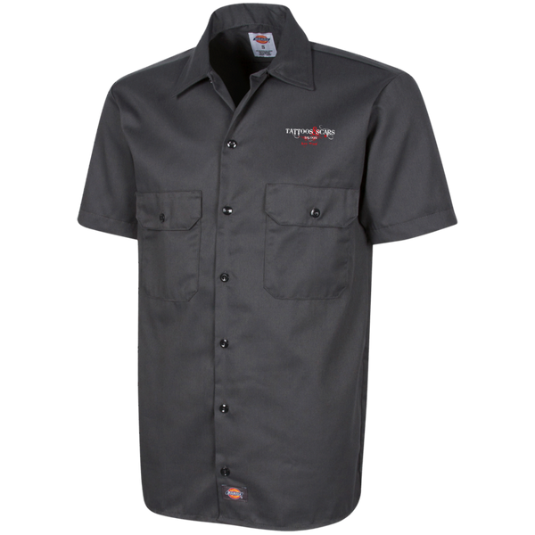 Men's Button Up Workshirt