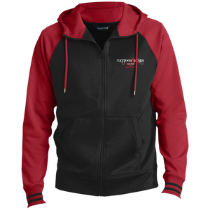 Men's Sport-Wick® Full-Zip Hooded Jacket