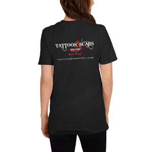 Unisex T-Shirt- Full Front & Back Relationships