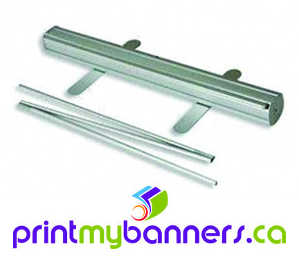 Retractable Bannerstand R1 (Stand Only)