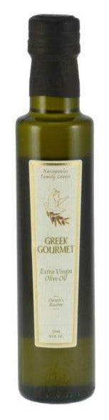 EXTRA VIRGIN OLIVE OIL 8.4 oz
