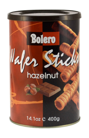 HAZELNUT WAFER STICKS