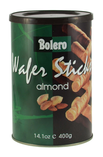 ALMOND WAFER STICKS