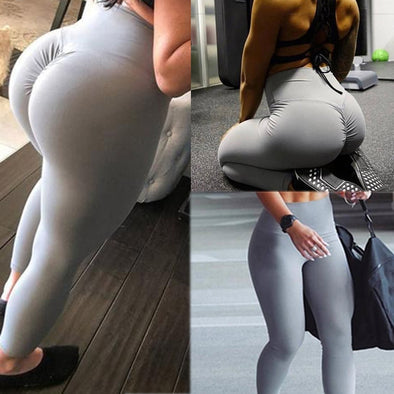 Women's Scrunch Butt Lift High Waist Workout Leggings
