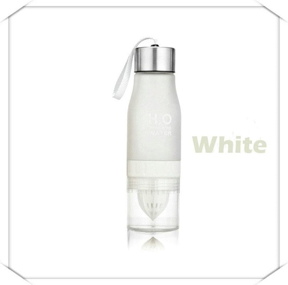 Infuser Plastic Water Bottle Fruit infusion Sports bottle