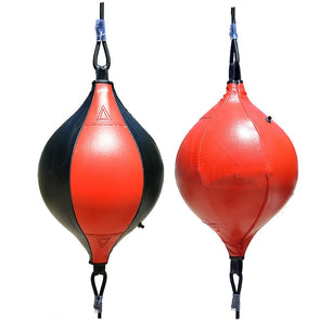 PU Stand Punching Bag Boxing Speed Ball Inflatable Double End Muay Thai Punch Bags Sports Fitness Equipments Training Boxing