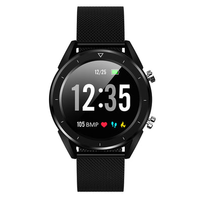 Sports Smart Watch 1.54In Full Screen Touch Fitness Tracker Watch IP68 Smart Bracelet Running Heart Rate Activity Tracking Step