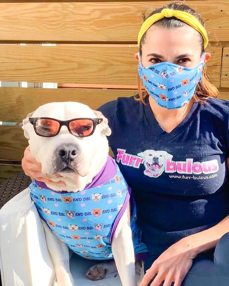Face Mask - Magical Pitties Angel Pink