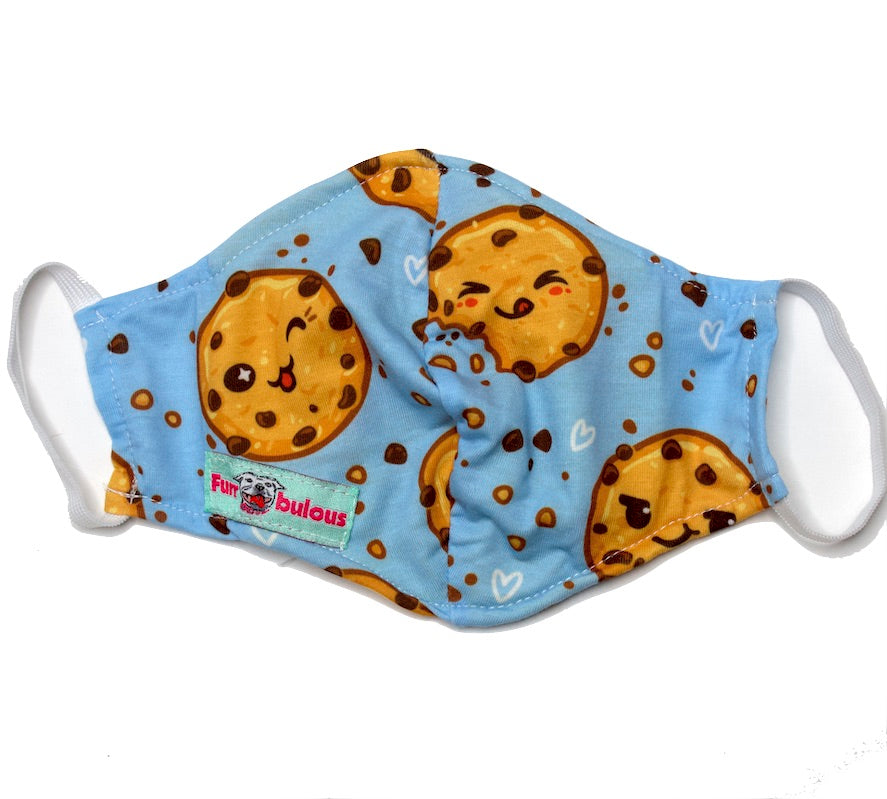 Face Mask - Cookies