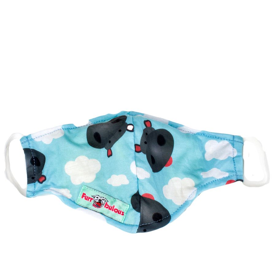 Hippos Cloud 9 Face Mask