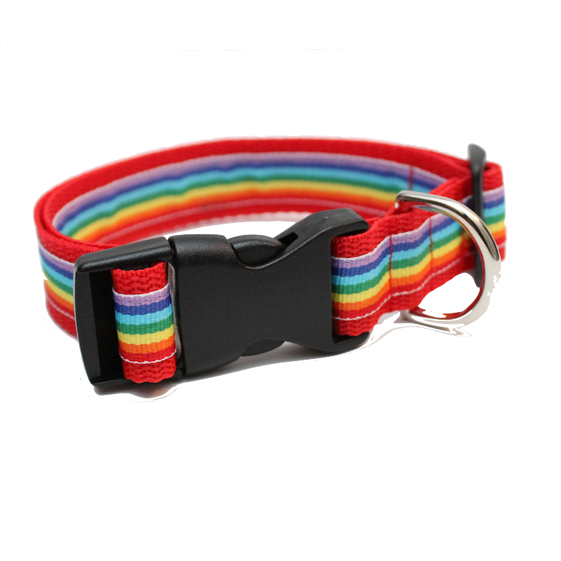 Pride Sport Collar for smaller pups