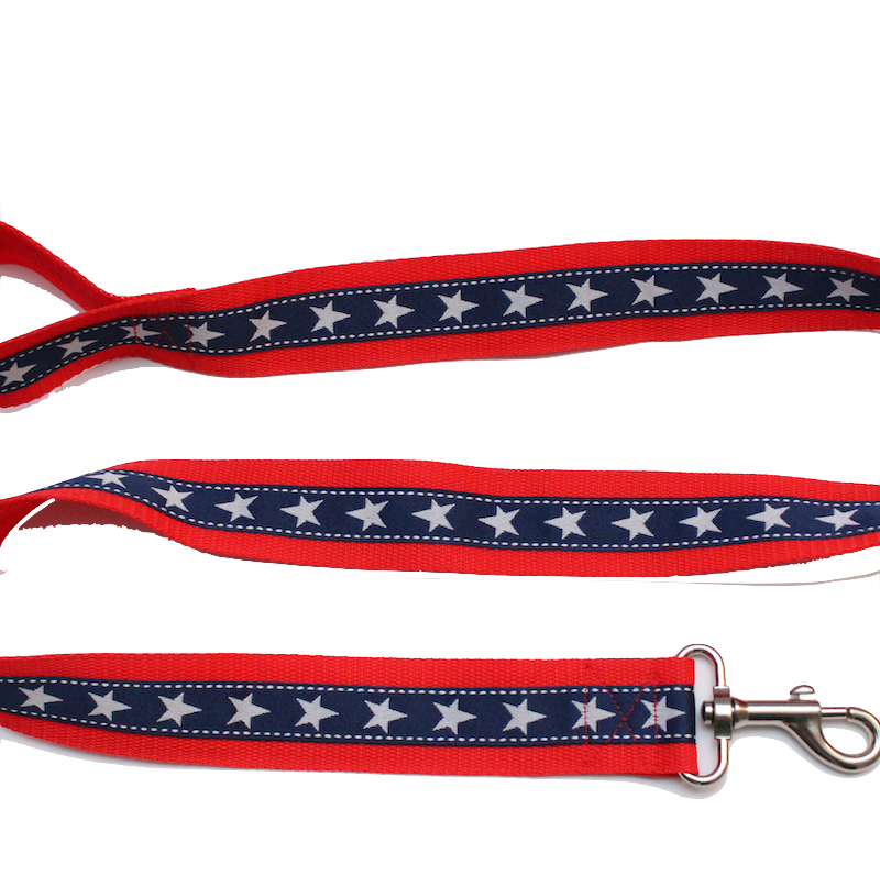 Patriotic Leashes