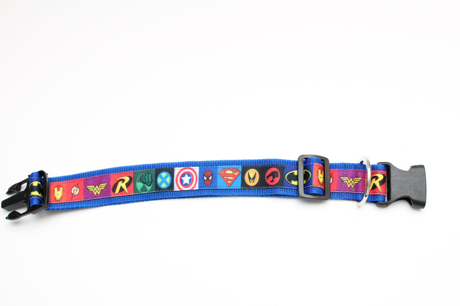 Superhero Sport Collar 1.5""