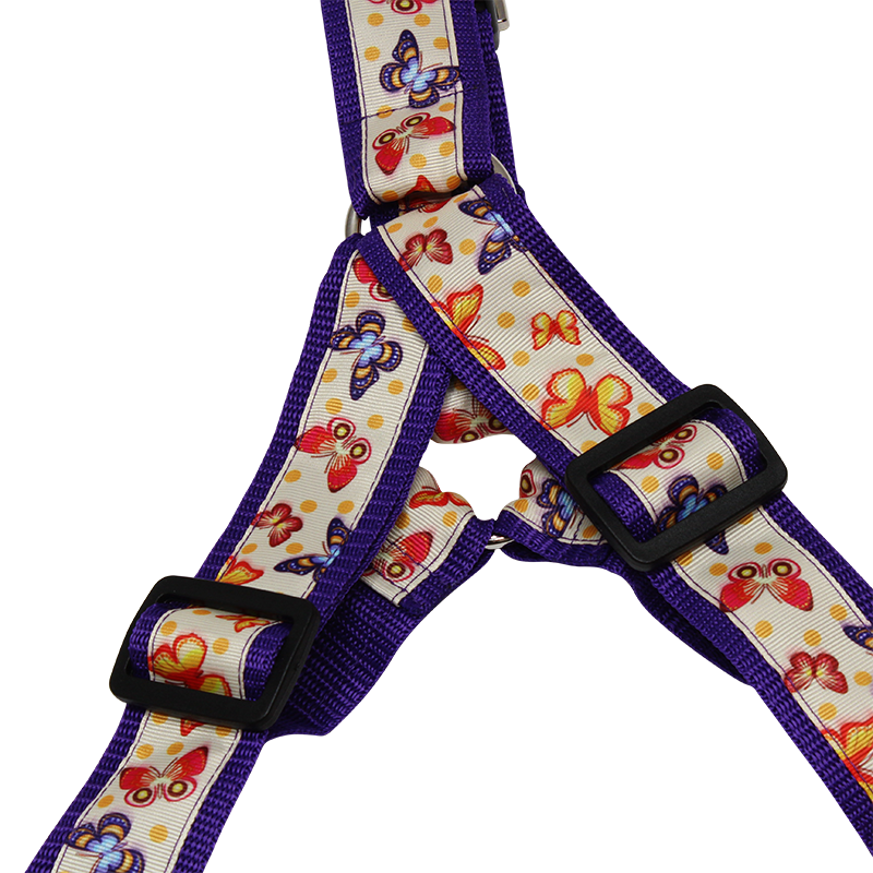 Butterfly Madness No-pull Harness - 1.5""