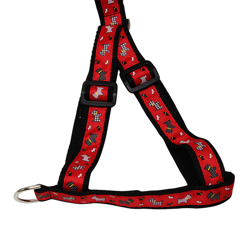 No-pull Harness for small pups- 1""