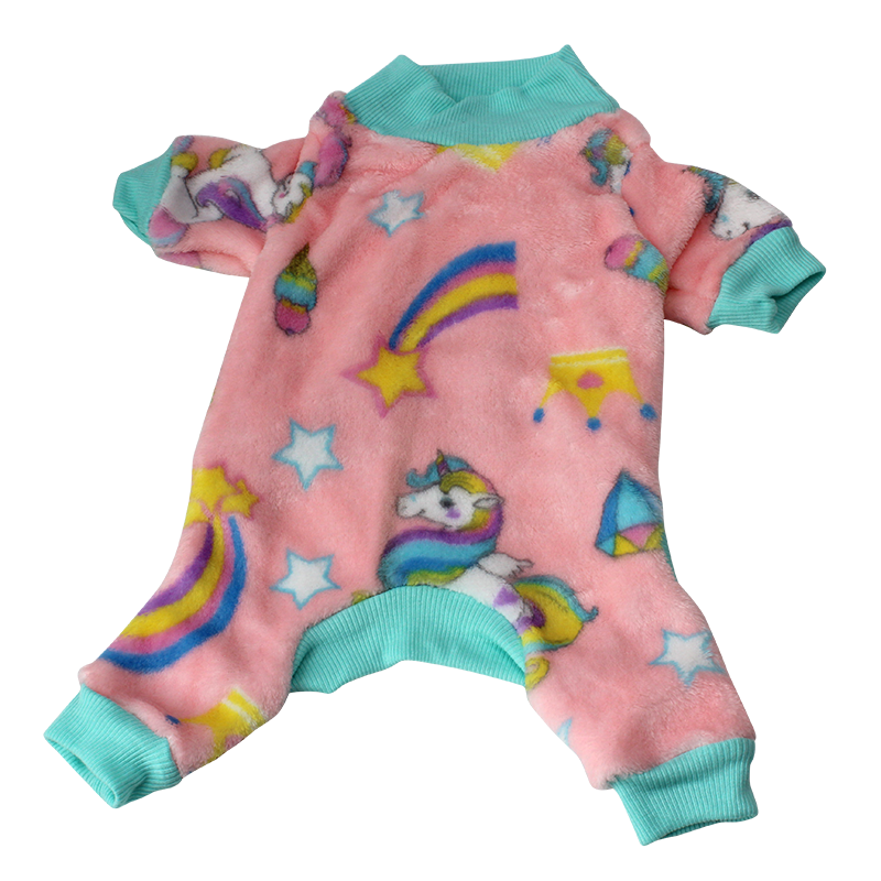 PAW-JAMMIES 4 legged Unicorn