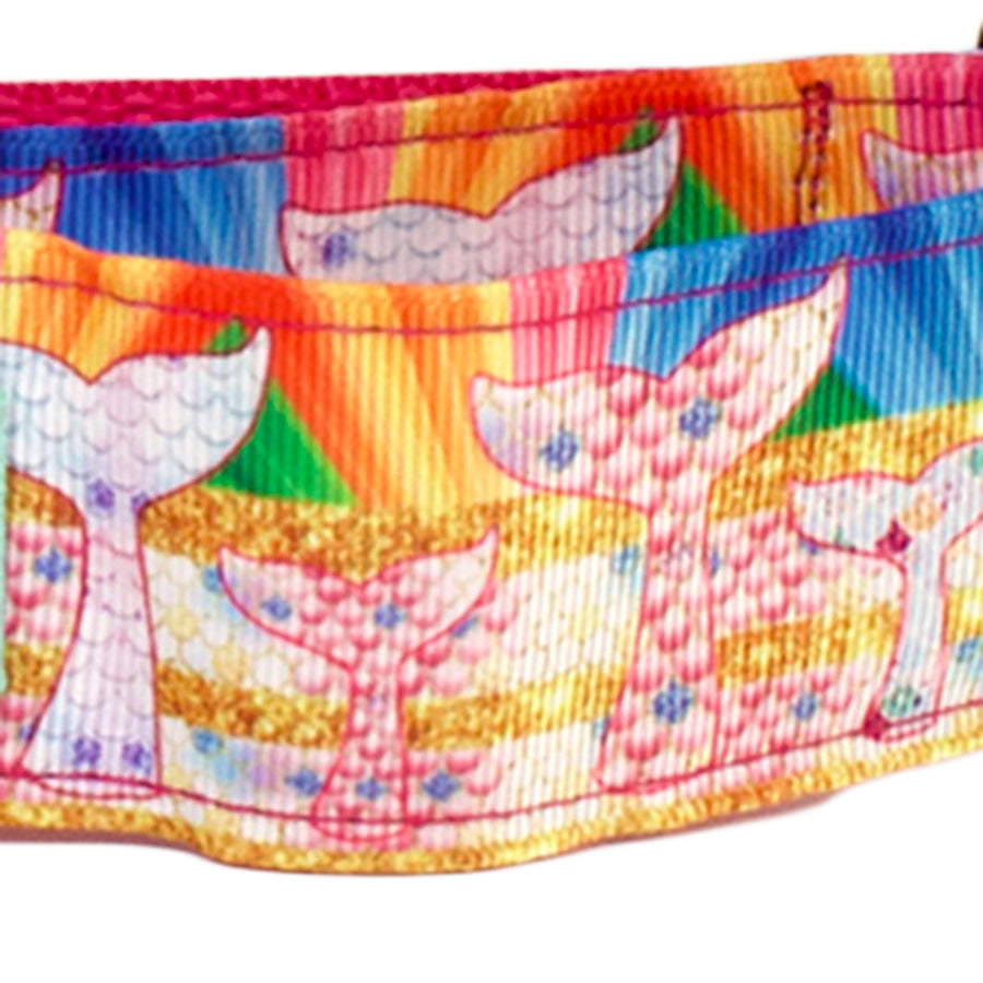 Mermaids & Rainbows Sport Collar 1.5""
