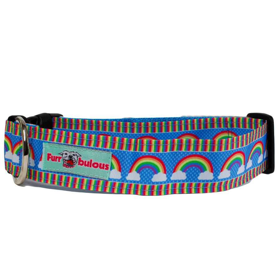Over the Rainbow Sport Collar 1.5""